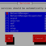 update-rc.d like command on Redhat Enterprise / CentOS Linux