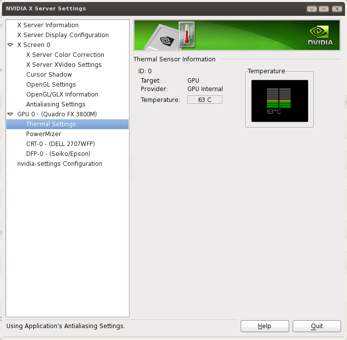Debian Linux 6: Install Nvidia Proprietary Unix Driver