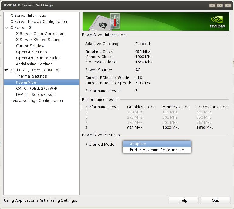 Debian Linux 6: Install Nvidia Proprietary Unix Driver - nixCraft