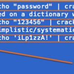 HowTo: Linux Check Password Strength With Cracklib-check Command