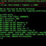How to speed up OpenSSL/GnuPG Entropy For Random Number Generation On Linux