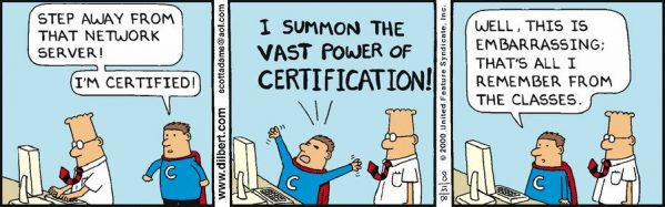 IT certification