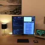 The Hipsterstation! Most beautiful OpenBSD Unix setup ever!! Period!!!