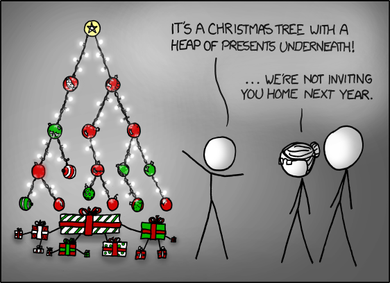 Xkcd - Binary trees
