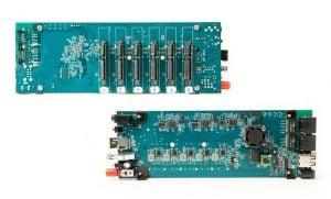 GB-PC1 main board
