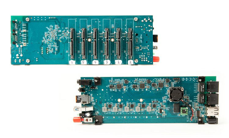 GB-PC1 main board