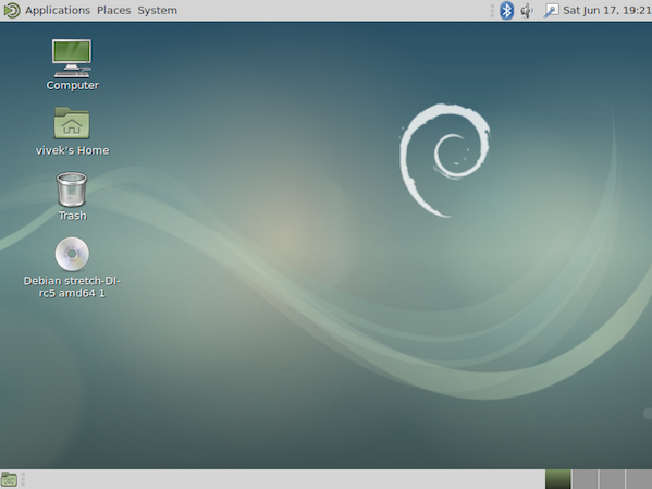 Download of The Day: Debian Linux 9 ( Stretch ) - nixCraft