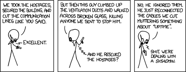 Fig.01: Devotion to Duty https://xkcd.com/705/