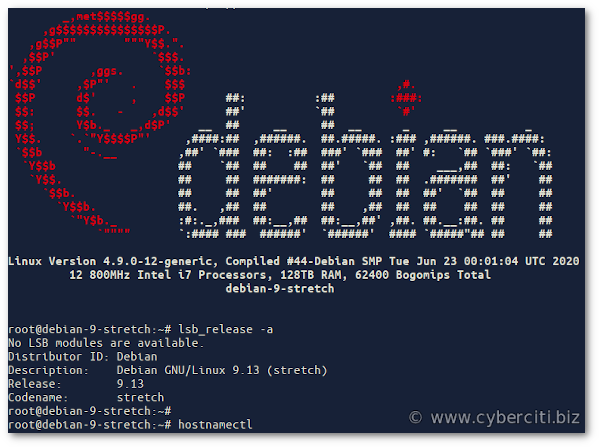 Debian Linux 9.13 released and here is how to upgrade it