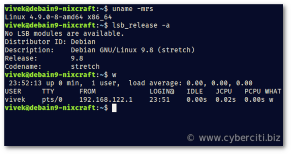 Debian Linux 9.8 released and here is how to upgrade it