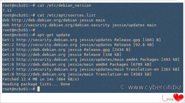 Debian Linux 7 Long Term Support reached end-of-life
