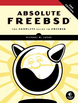Book Review: Absolute FreeBSD 3rd ed
