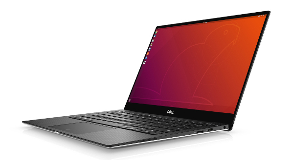 New Linux XPS 13 developer laptop