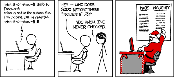 sudo incident