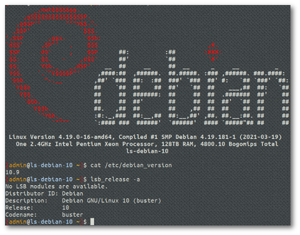 Debian Linux 10.9 released and here is how to upgrade it