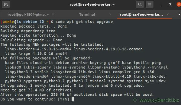 Debian Linux 10.9 released