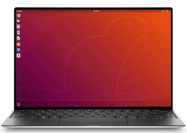 Dell XPS 13 Developer Edition 2020 Ubuntu Linux Laptop