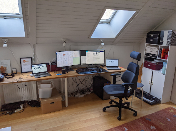 Interview with curl creator and Swedish developer Daniel Stenberg