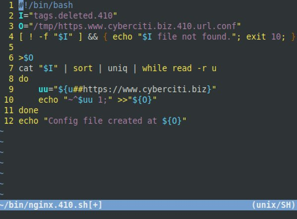 How To Turn On Or Off Color Syntax Highlighting And Colors In Vim