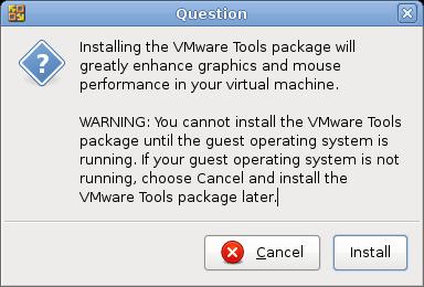 Install VMware Tools In Ubuntu Linux ( VMwareTools-1 0 5
