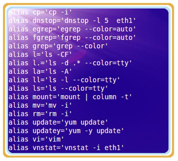 Bash Shell Temporarily Disable an Alias