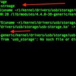 Linux Load USB Driver