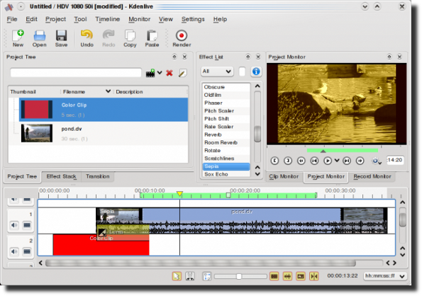 Top 5 Linux Video Editor Software - nixCraft
