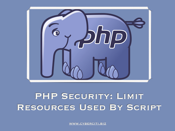 PHP limits