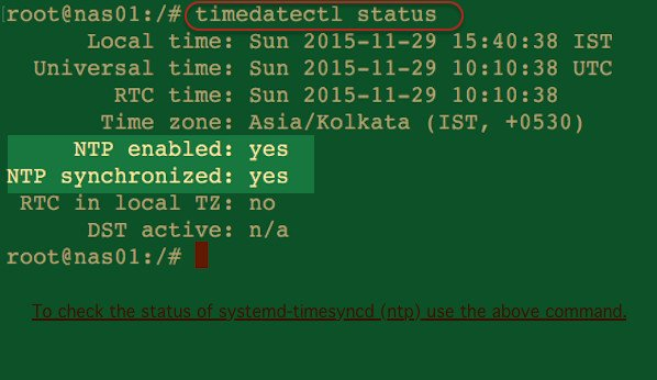 howto verify my ntp working or not nixcraft rh cyberciti biz Linux Time Converter set time manually linux cli