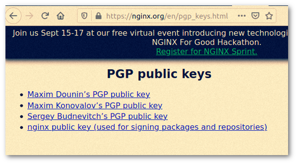 How to Verify PGP Signature of Downloaded Software on Linux