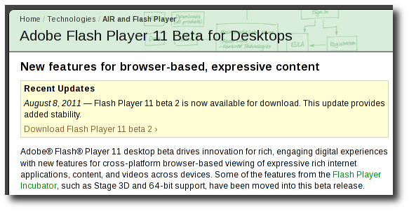 RHEL 6 / CentOS 6: Install Adobe Flash Player For Firefox Browser