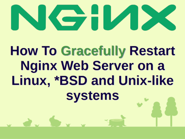 Gracefully Restart Nginx On Linux, BSD and Unix