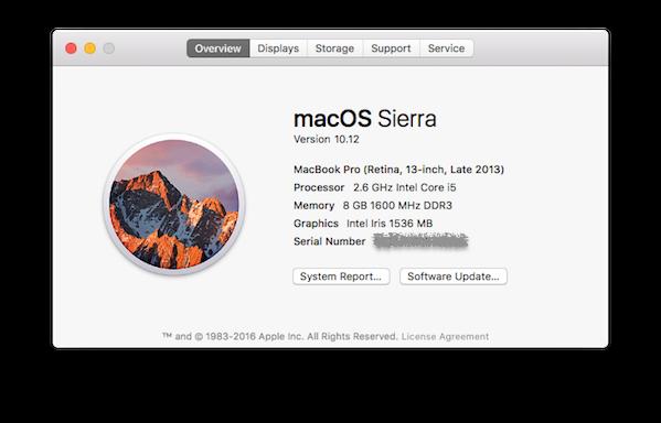 Fig.02: macOS Sierra