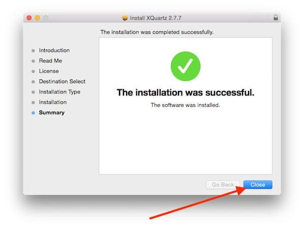 Apple OS X: Install X Window System XQuartz For SSH X11 Forwarding