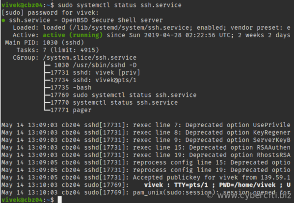How to Enable SSH on Ubuntu Linux