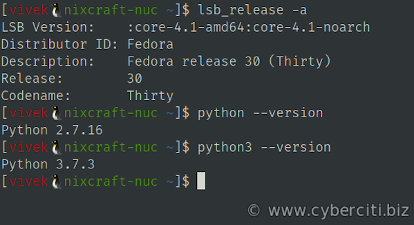 Install Speedtest-cli On a CentOS / RHEL / Fedora Linux To Check