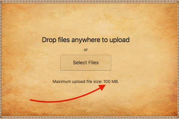 Fig.01: Changed upload_max_filesize on PHP