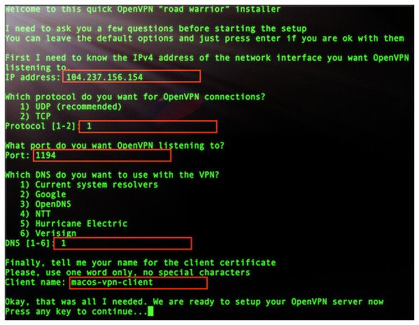 Install and Configure an OpenVPN on Debian 9 In 5 Minutes - nixCraft