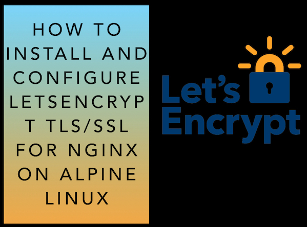 Nginx SSL/TLS with Let us encrypt