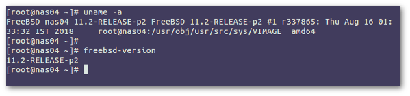 Verify new freebsd kernel