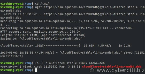 Configure Ubuntu Pi-hole for Cloudflare DNS over HTTPS