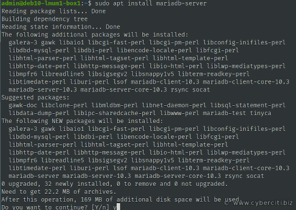 How to install LAMP on Debian 10 (Buster) - nixCraft