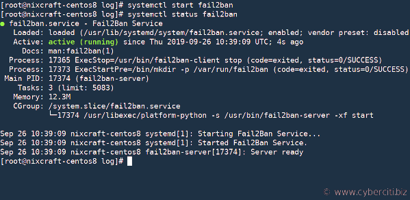 Configure Local Fail2Ban Settings