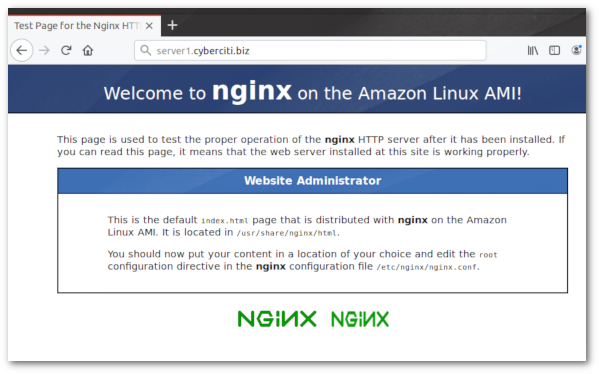 How To Install Linux, nginx, MySQL, PHP (LEMP) stack on Amazon Linux AMI