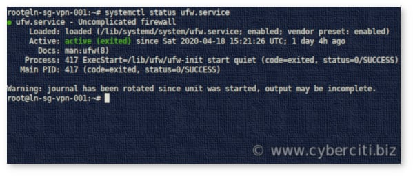 How to Configure Firewall with UFW on Ubuntu 20.04