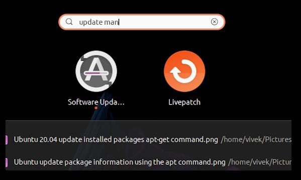 How to Update Ubuntu 20.04 LTS