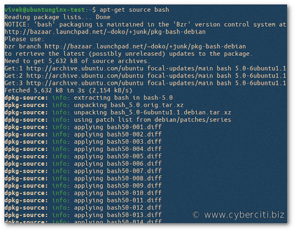 How to get and modify the source code of packages installed through apt-get
