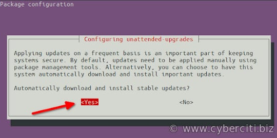 How To set up automatic unattended updates for Ubuntu 20.04 Linux