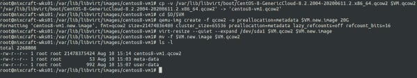 virt-resize on Ubuntu 20.04 headless KVM server