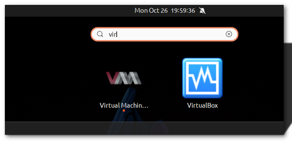 Starting VirtualBox on Ubunt linux